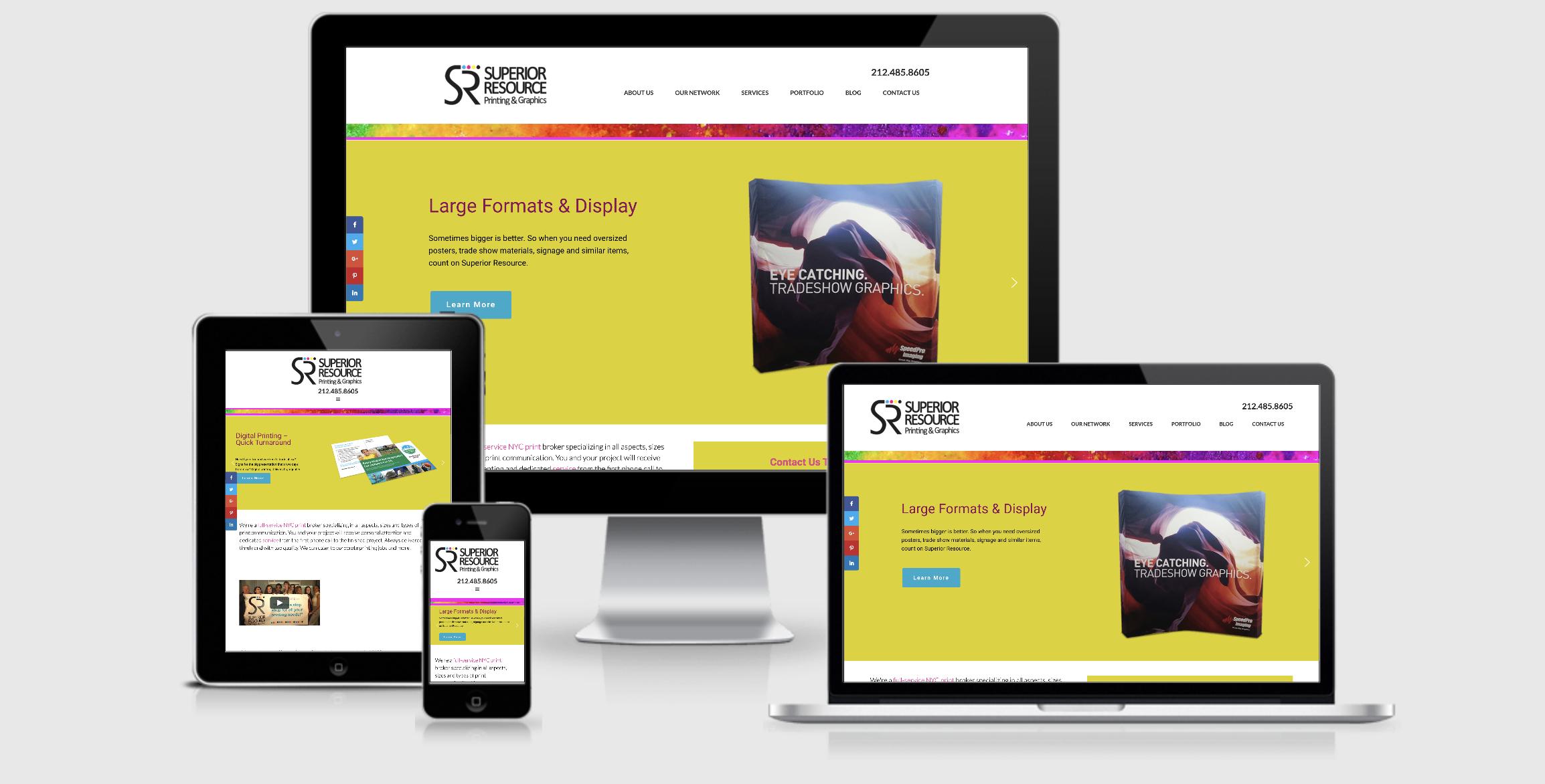 Superior-resource-old-website-responsive-screens