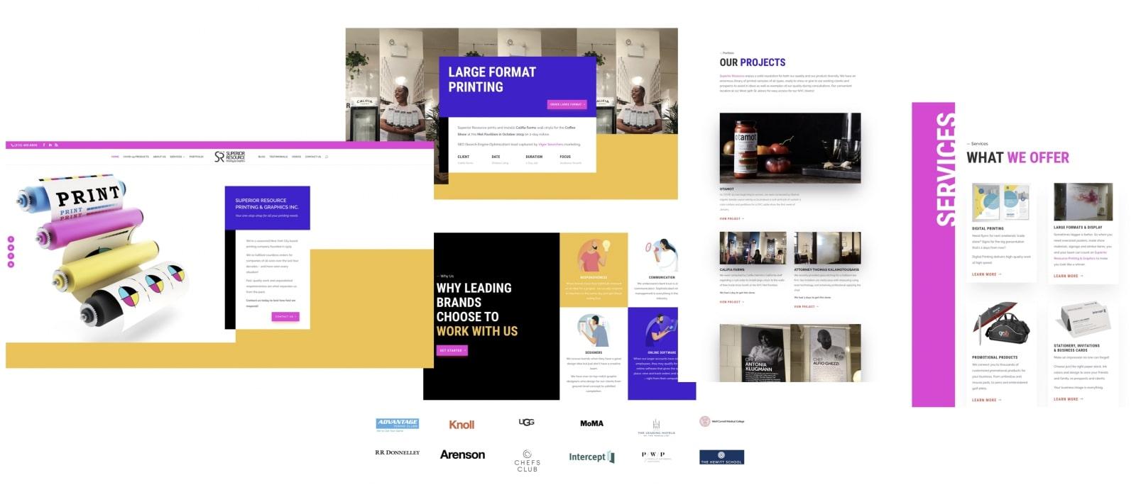 Superior-resource-website